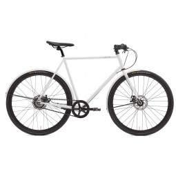 Rower miejski Creme TEMPO DOPPIO WHITE 8s