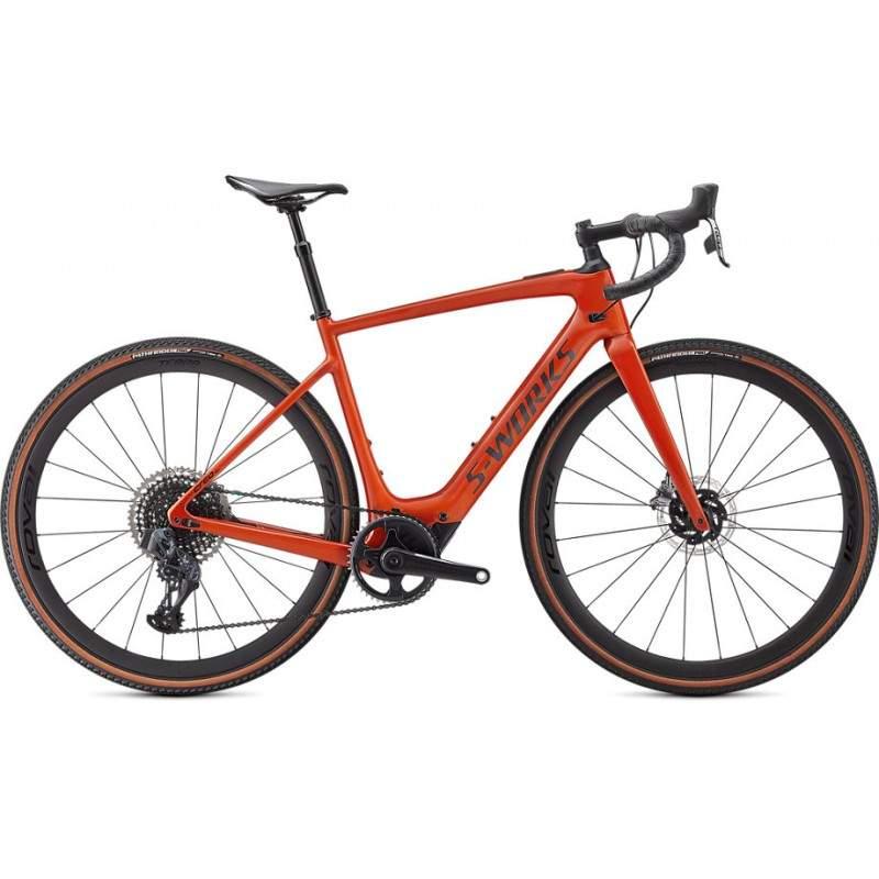 Rower szosowy elektryczny Specialized S-Works Creo SL 2021