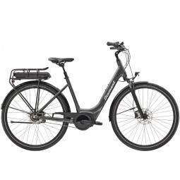 Rower miejski elektryczny damski Diamant Turmalin Deluxe+ TIE  2021