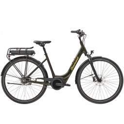 Rower miejski elektryczny damski Diamant Turmalin+ TIE  2021