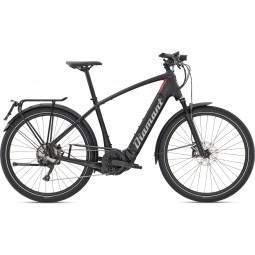 Rower miejski elektryczny Diamant Zouma Deluxe+ S HER  2021