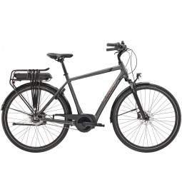 Rower miejski elektryczny Trek District+ 1 400WH 2021