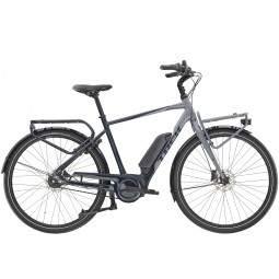 Rower miejski elektryczny Trek District+ 2 300WH 2021