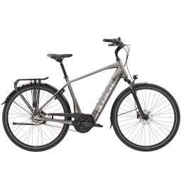 Rower miejski elektryczny Trek District+ 7 500WH 2021