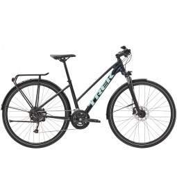 Rower crossowy damski Trek Dual Sport 3 Equipped Stagger  2021