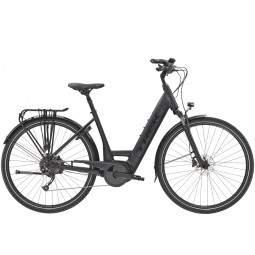 Rower miejski elektryczny damski Trek Verve+ 3 Lowstep  2021