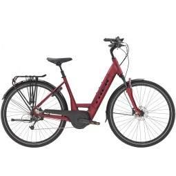 Rower miejski elektryczny damski Trek Verve+ 4 Lowstep 500WH 2021