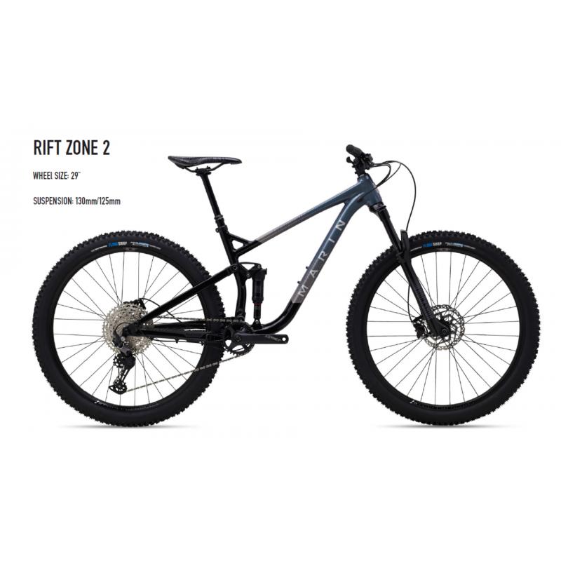"""Rower górski Marin Rift Zone 2 29"""" 2021"""