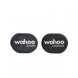 Zestaw Sensorów Wahoo RPM Kadencja + Prędkość