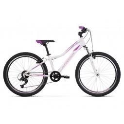 """Rower młodzieżowy Kross Lea JR 1.0 24"""" 2020"""