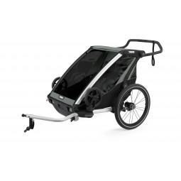 Wielofunkcyjna przyczepka sportowa Thule Chariot Lite 2