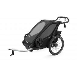 Wielofunkcyjna przyczepka sportowa Thule Chariot Sport 1