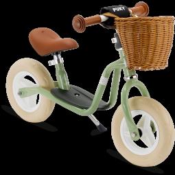 Rowerek biegowy z koszykiem Puky LR M CLASSIC