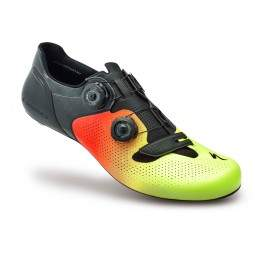 Buty S-Works 6 Road Shoes - Torch Edition 2017