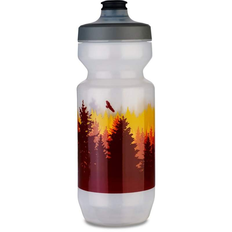 Bidon Specialized Purist WaterGate Water Bottle - Grasslands