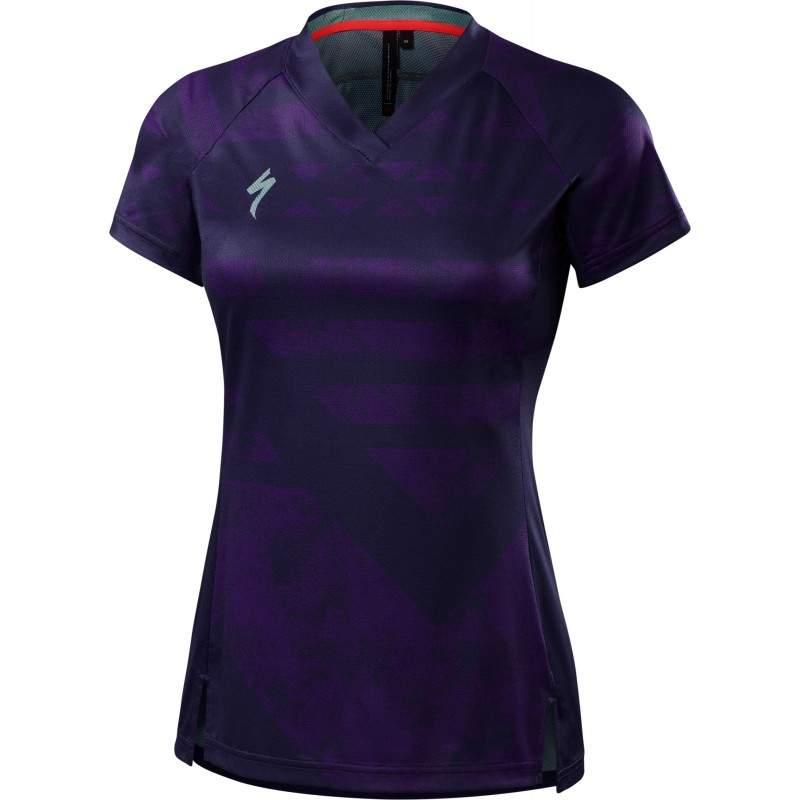 Koszulka damska Andorra Short Sleeve Jersey 2018