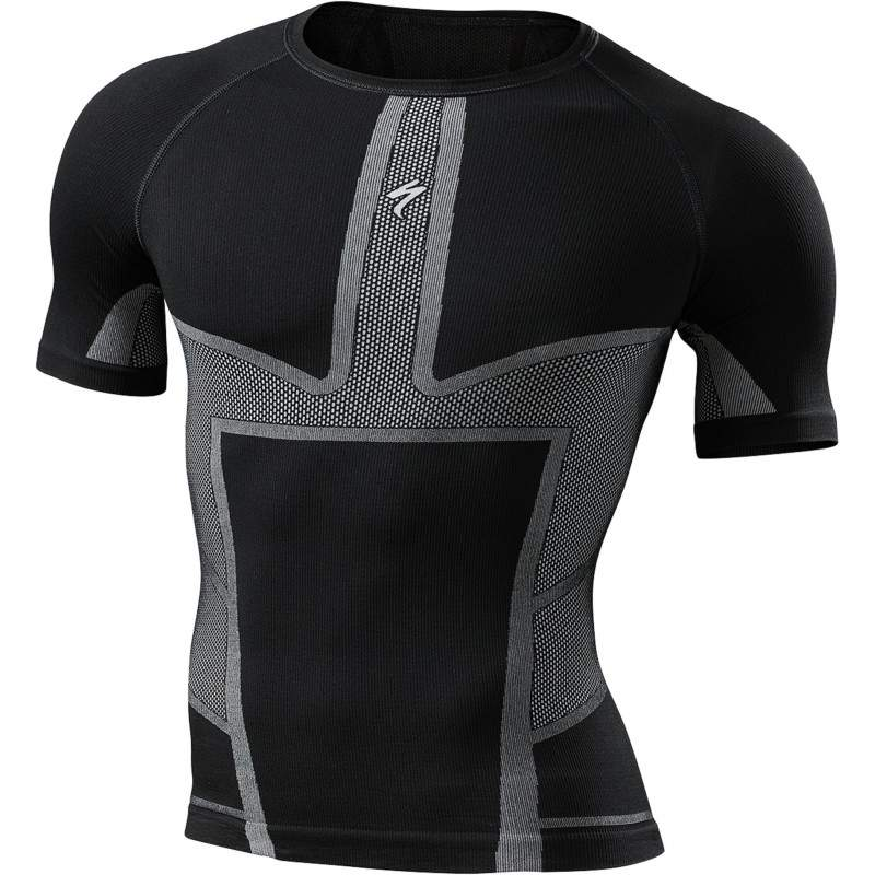 Bielizna Specialized Engineered Short Sleeve Tech Layer 2018