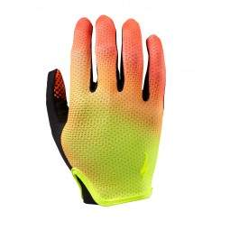 Rękawiczki Specialized Body Geometry Grail Long Finger Gloves - Torch Edition 2017