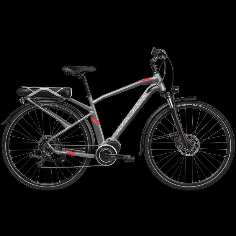 Rower elektryczny Kross Trans Hybrid 3.0 2019