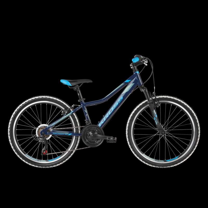 Rower młodzieżowy Kross Hexagon JR 1.0 2019