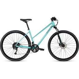 Rower crossowy Specialized Ariel Sport Step-Through 2019 damski