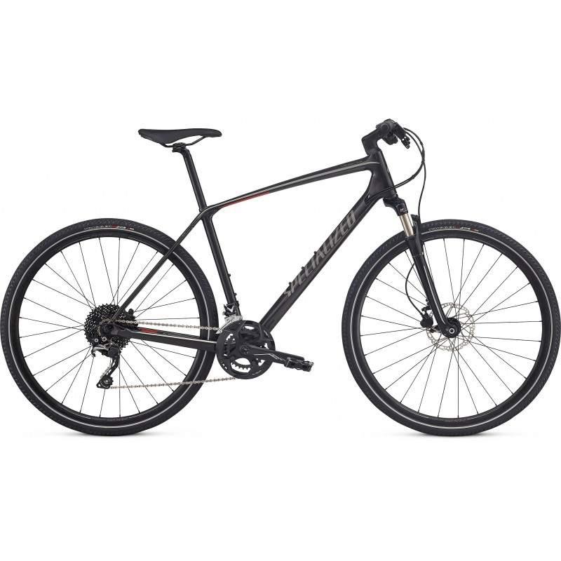 Rower crossowy Specialized Crosstrail Elite Carbon 2018