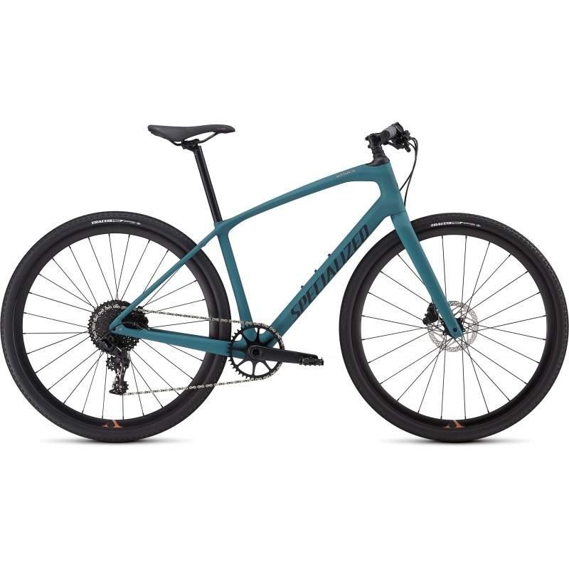 Rower fitnessowy Specialized Sirrus X Comp Carbon 2019 damski