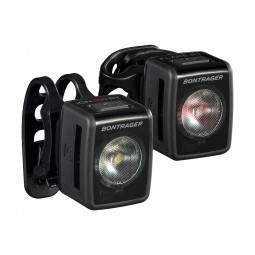 Zestaw lampek Bontrager Ion 200 RT/Flare RT USB 2019